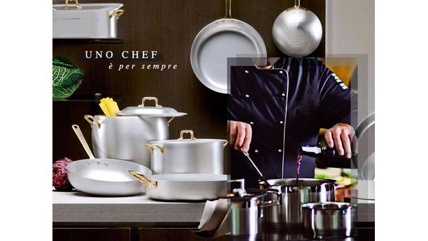 Cucina come uno Chef