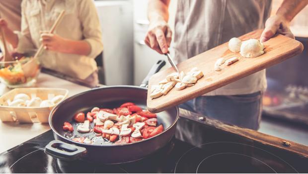 Cucinare per tanti...