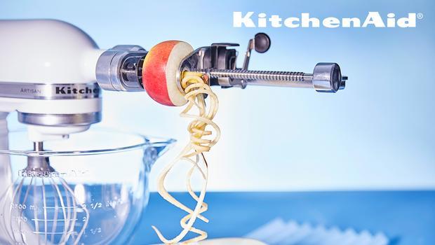 KitchenAid: gli accessori