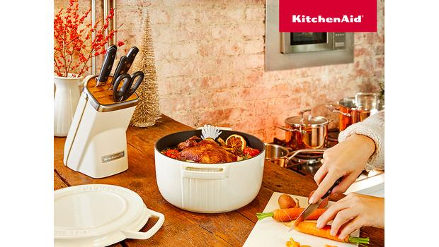 Cucina con KitchenAid
