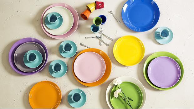 Colore in tavola
