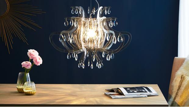Lampadario Fiorella Slamp : Slamp luci contemporanee di design leggere e trasparenti westwing