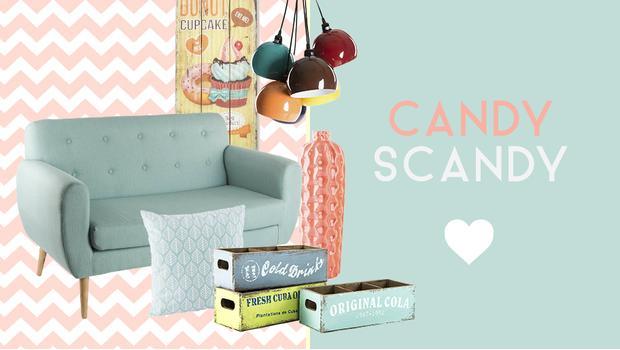 Candy scandi
