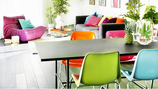 Casa full color