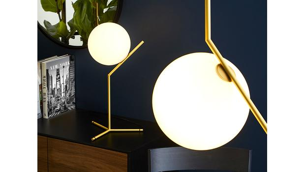 Flos ic lights luci in equilibrio le nuove icone del design