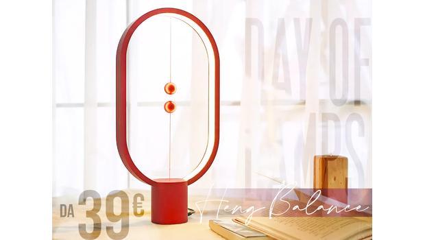 Lampade Heng Balance da 39€