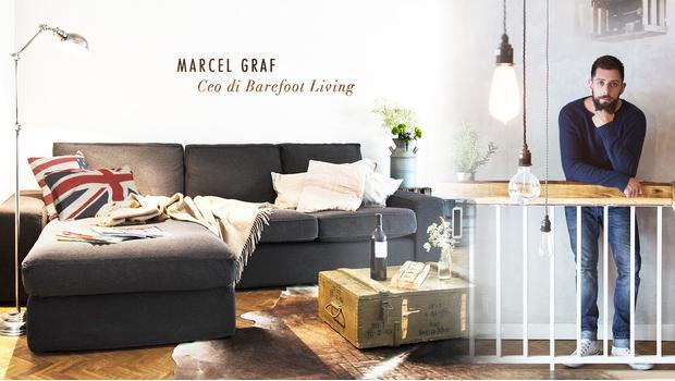 A casa di Marcel Graf