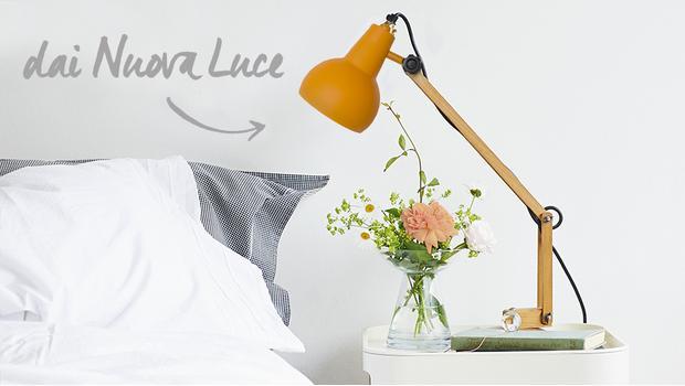 Design di luce