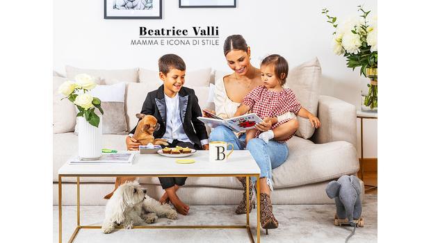 A Casa di Beatrice Valli