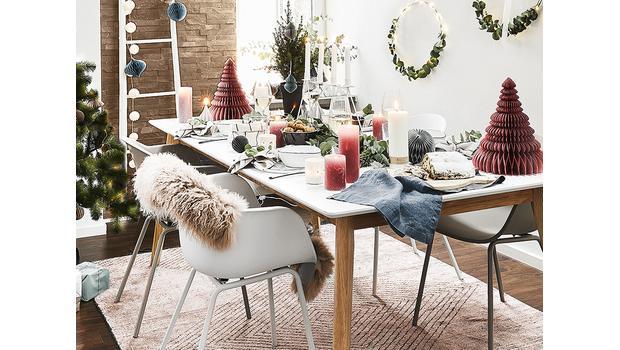 Sala Da Pranzo di Natale