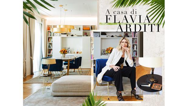 A Casa di Flavia Arditi