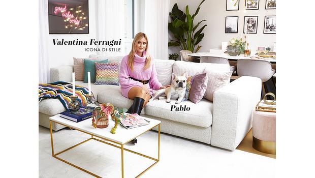 A Casa di Valentina Ferragni