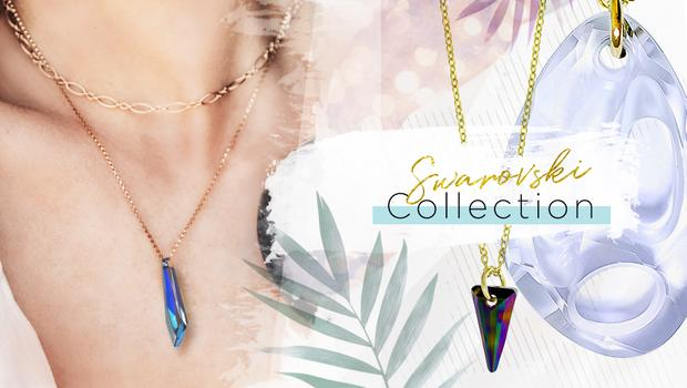 Bijoux con cristalli Swarovski
