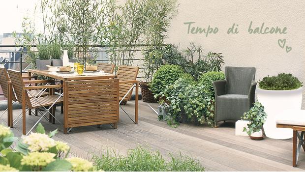 Balconi Piccoli Arredati : Il balcone perfetto spazi piccoli medi o grandi westwing