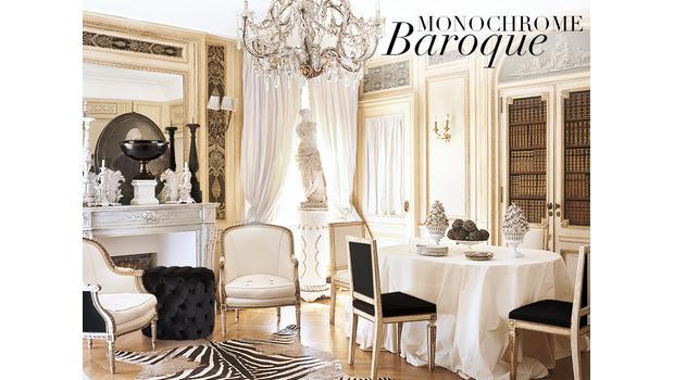 Barocco in Bianco e Nero