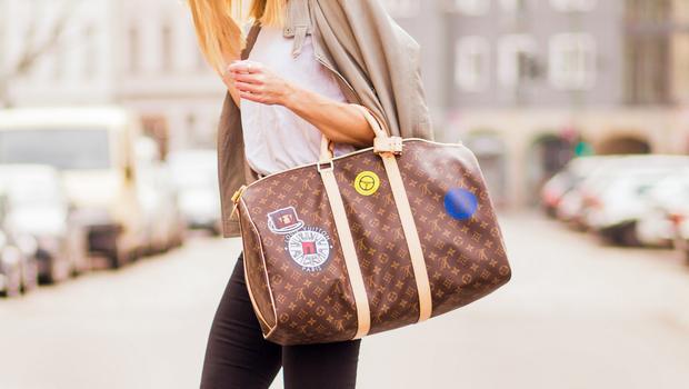 Viaggio in prima classe Louis Vuitton 448c062d8e67