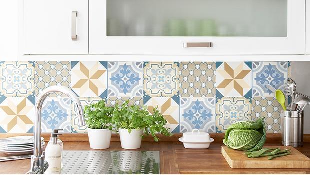 Colora con gli azulejos!