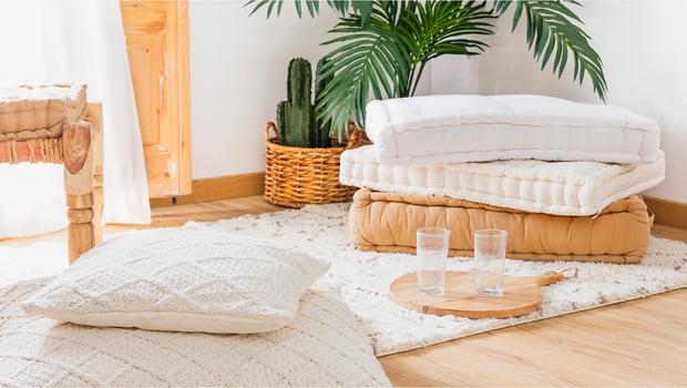 Cuscini e Pouf da 12,90€