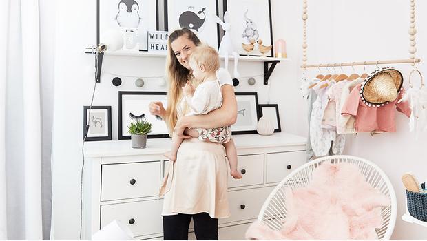 Baby Room: la stanza del bebè