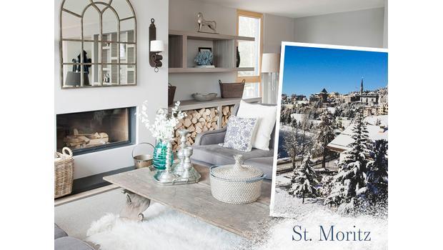 Chalet elegante a St. Moritz