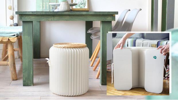 New stooly sgabelli pieghevoli pratici smart ed ecologici