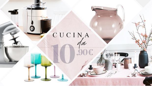 Cucina da 10,90€