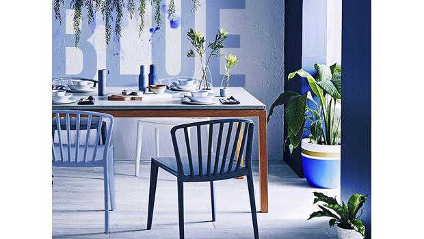 Blu: Colore d'Estate