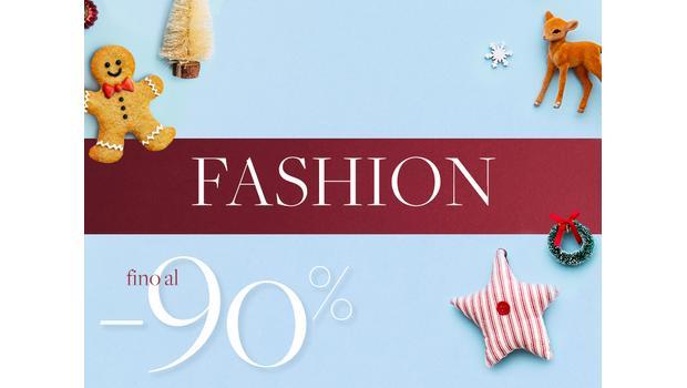 Fashion fino al -90%