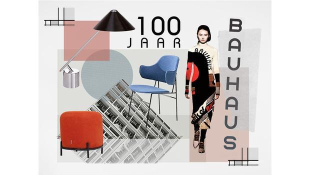 100 years Bauhaus TAD01