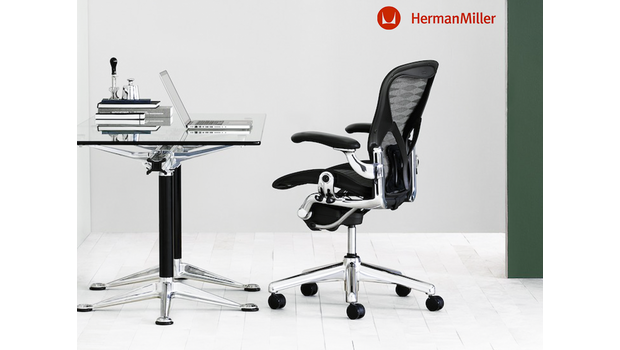 Herman Miller's Aeron-stoel