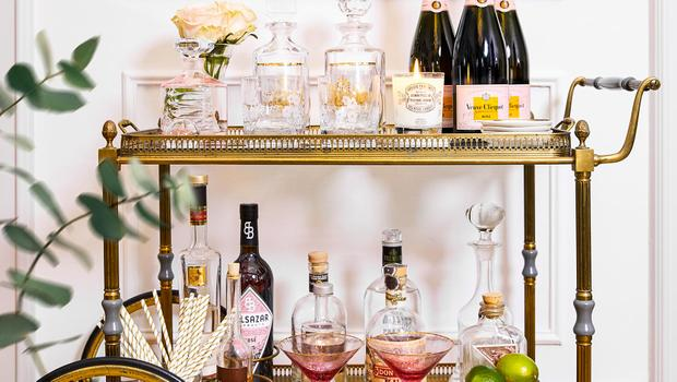 Be your own stylist: barcart