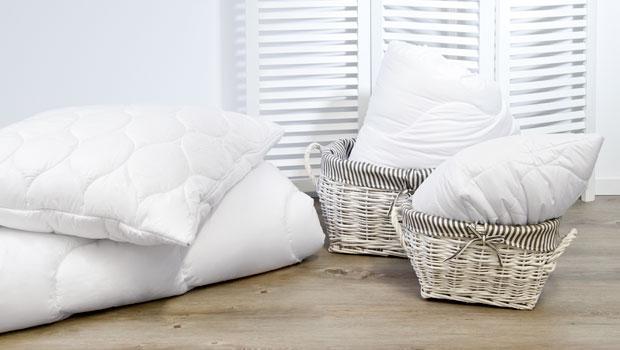 De comfortabele slaapkamer