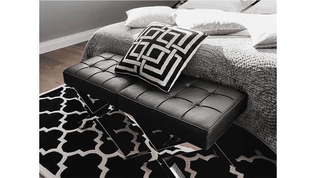 Textiel in zwart & wit