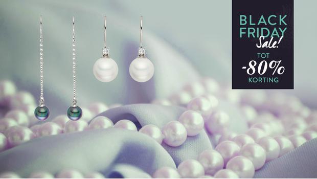 Black Friday Pretty Pearls