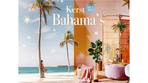 Kerst op de Bahama's