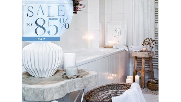 De grote badkamer sale