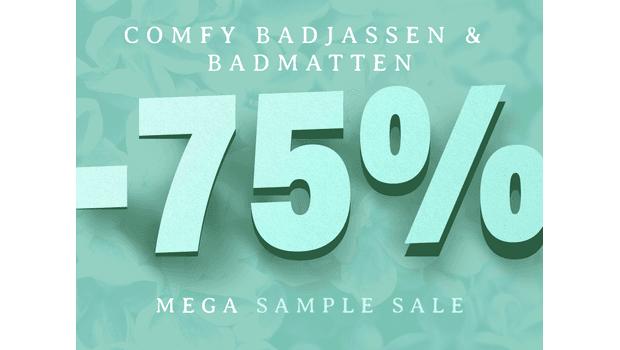 Comfy badjassen & badmatten