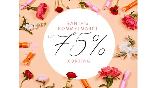 Santa's rommelmarkt
