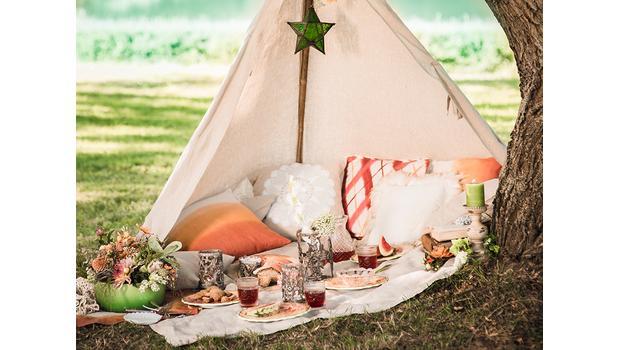 Tijd voor een picknick!