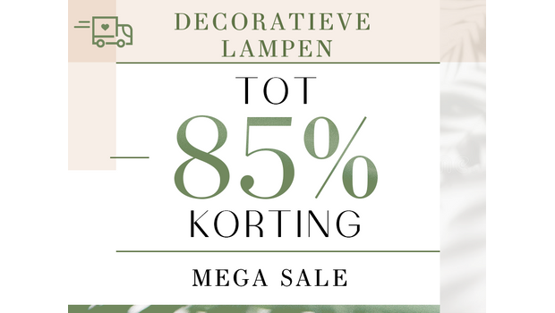 Decoratieve lampen