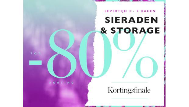 Sieraden & storage