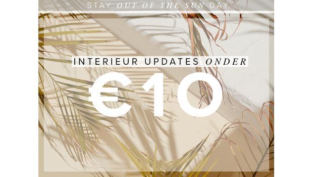 Schaduw sale onder de €10