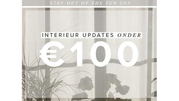 Schaduw sale onder de €100