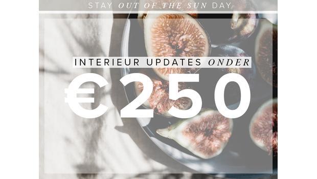 Schaduw sale onder de €250