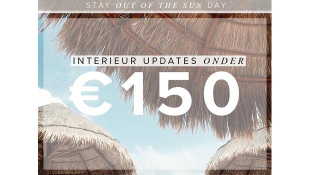 Schaduw sale onder de €150