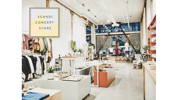Scandinavian Concept Store