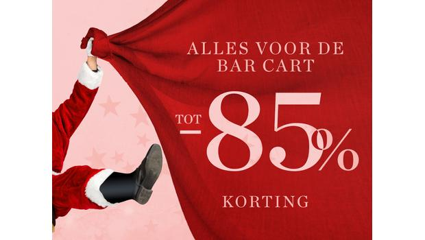 Alles voor de bar cart