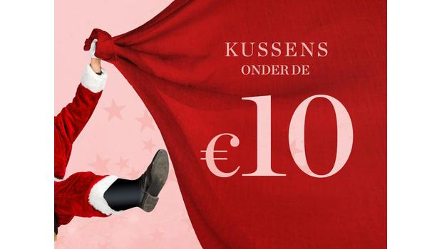 Kussens onder de €10