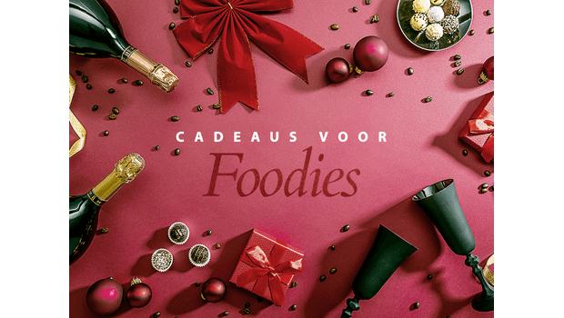 Cadeaus voor foodies