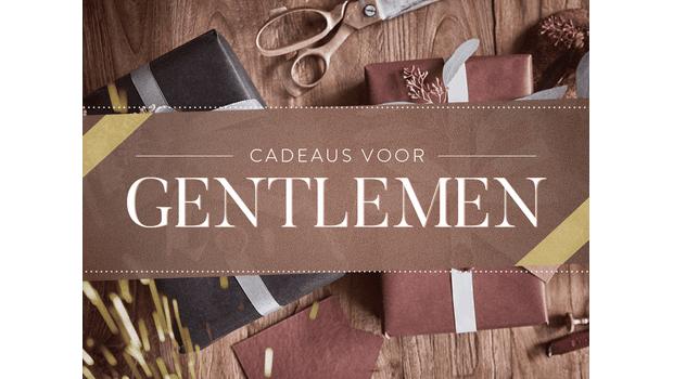 Cadeaus voor gentlemen